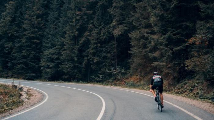 Knieschmerzen-Fahrrad
